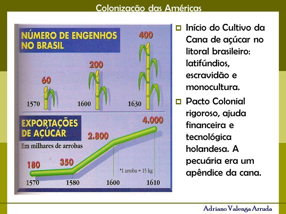Colonização das Américas Adriano Valenga Arruda