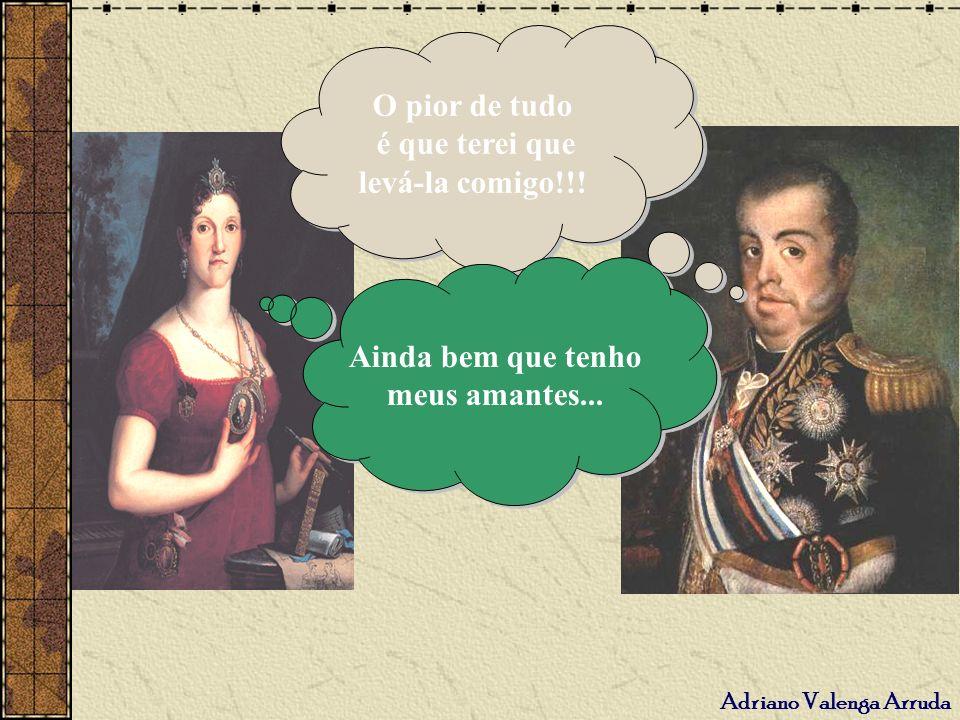 Adriano Valenga Arruda Período Joanino (1808 – 1822) Abertura do Portos às Nações Amigas (1808).