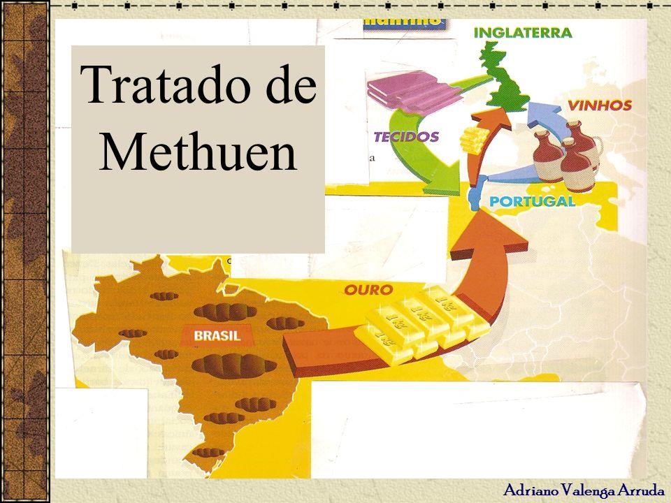 Adriano Valenga Arruda Tratado de Methuen