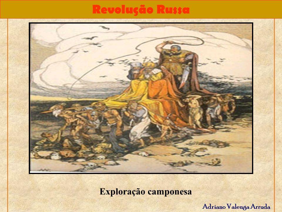 Revolução Russa Adriano Valenga Arruda Fase liberal-burguesa.