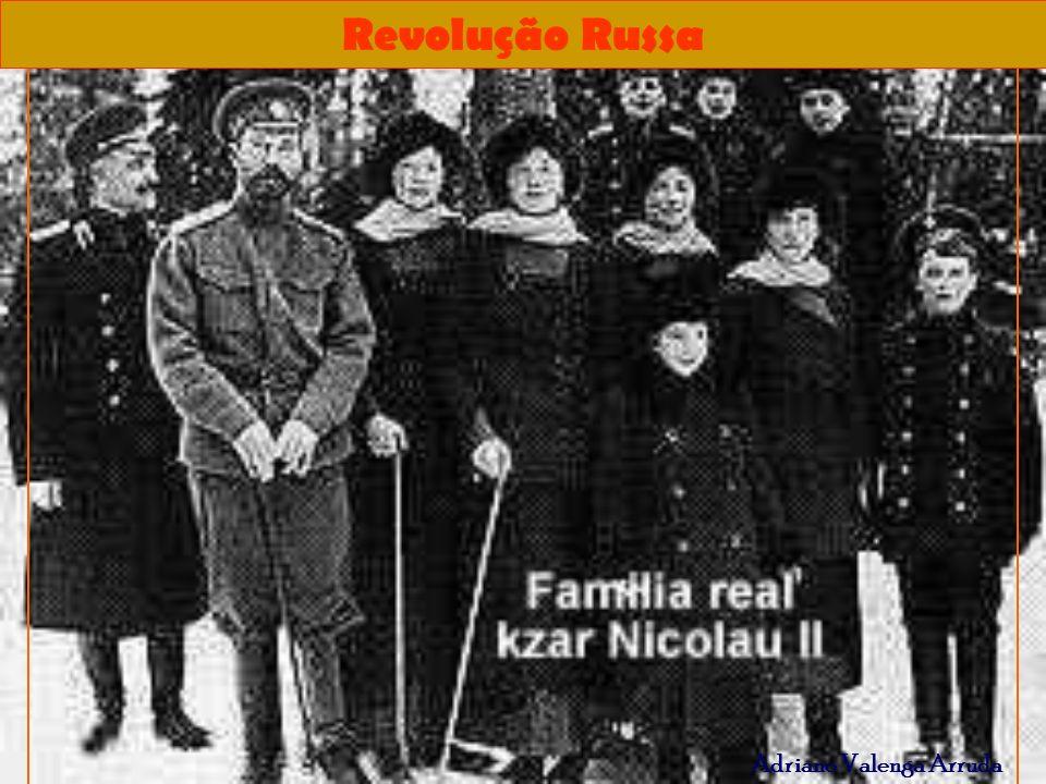 Revolução Russa Adriano Valenga Arruda