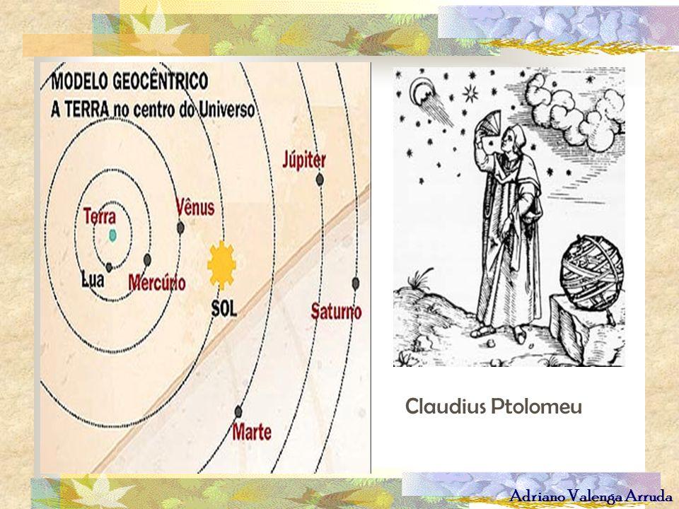 Adriano Valenga Arruda HELIOCENTRISMO - O Sistema Solar, 1507, segundo Copérnico, e retrato de Copérnico, autor desconhecido, 1500, Florença.