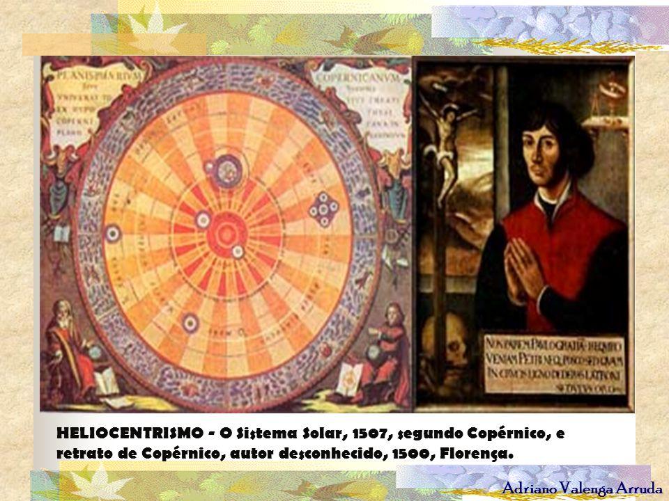 Adriano Valenga Arruda Ao propor o Modelo Heliocêntrico, Copérnico (polonês) renovou a Astronomia.
