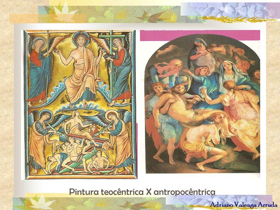 Adriano Valenga Arruda A arte do Renascimento, expressa as preocupações surgidas em sua época com o desenvolvimento comercial e urbano.