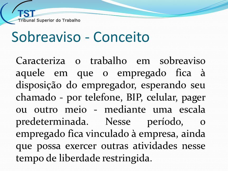 Normas LegislaçãoTemaAssunto Art.4º CLT - Decreto-Lei 5.452 de 01/05/1943 Serviço efetivo Art.