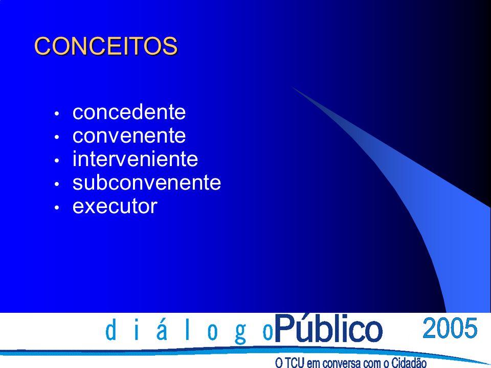 OBJETOS TÍPICOS - Competências comuns da CF, art.