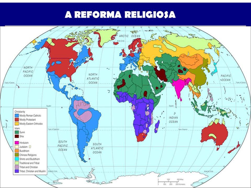 A REFORMA RELIGIOSA Adriano Valenga Arruda