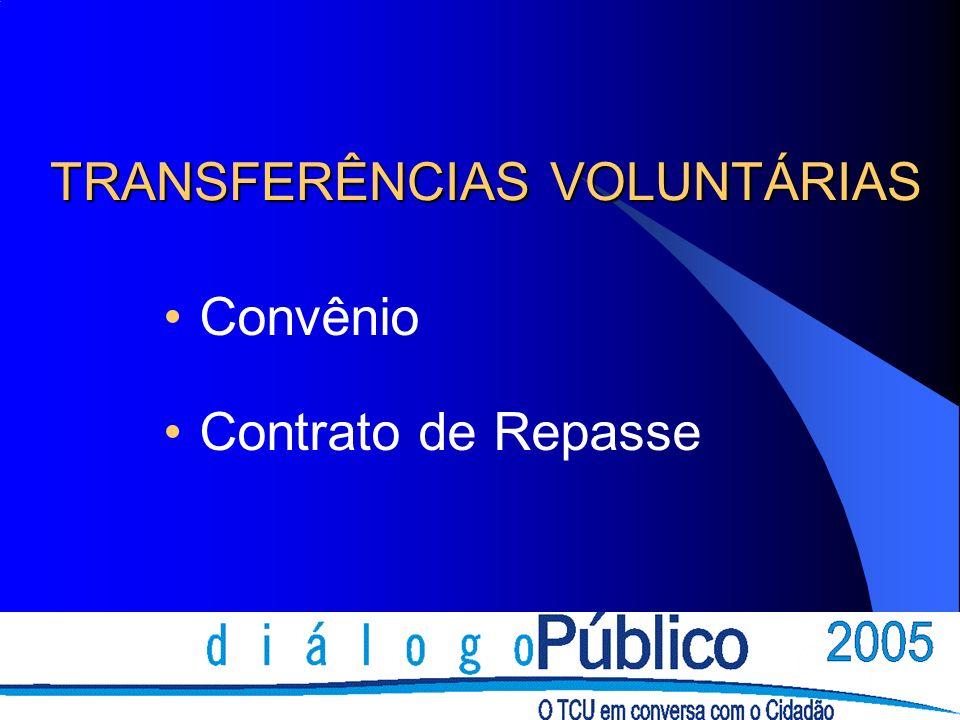 CONVÊNIO Cooperação, convergência Descentralização Interesse Recíproco