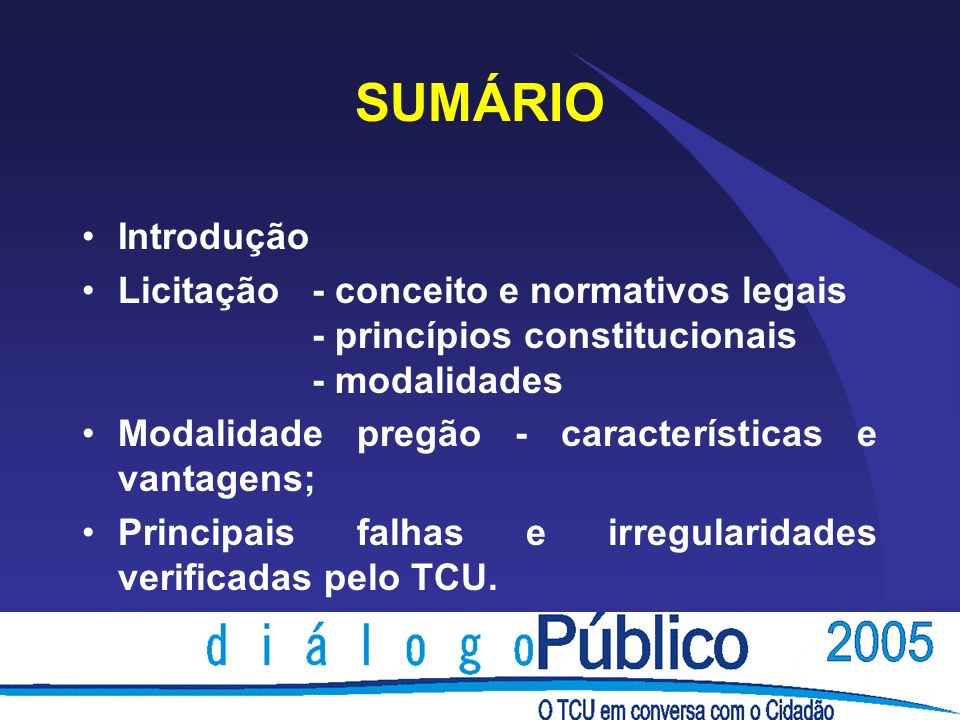 Licitações e Contratos Principais falhas e irregularidades 8) SUBCONTRATAÇÃO IRREGULAR vedação legal: art.