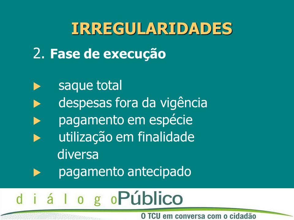 IRREGULARIDADES 2.
