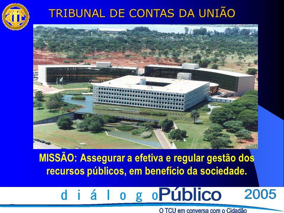TRIBUNAL DE CONTAS DA UNIÃO COMPETÊNCIAS LEGAIS Lei nº 8.666/93 – Art.