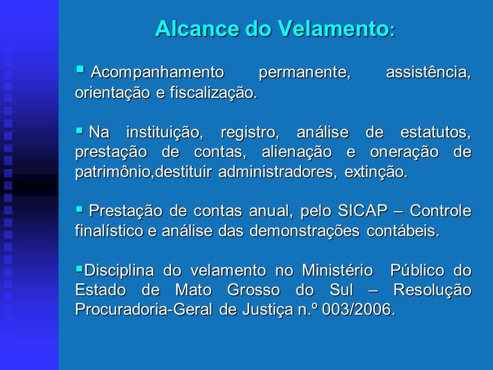 Ministério Público e as Fundações Art.