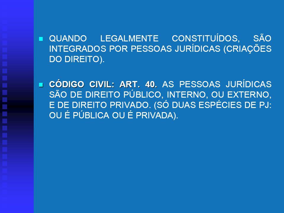 Os Três Setores do Estado Governo ou Primeiro Setor, que é o ente com personalidade jurídica de direito público, encarregado de funções públicas essenciais e indelegáveis ao particular, tais como: legislar; fiscalizar; aplicar justiça; dar segurança geral, etc.