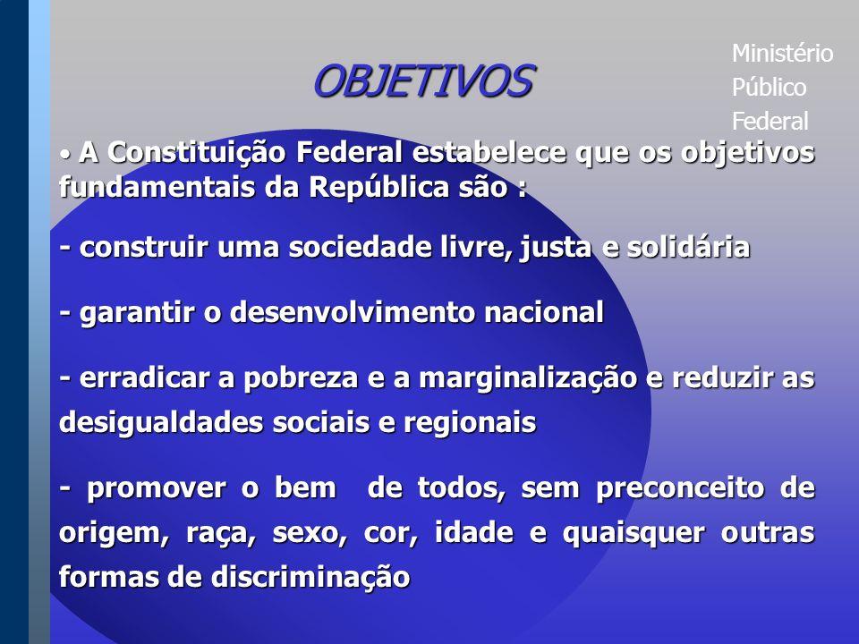 Ministério Público Federal Procuradoria-Geral da República Controle do MPU como Fiscal da Lei