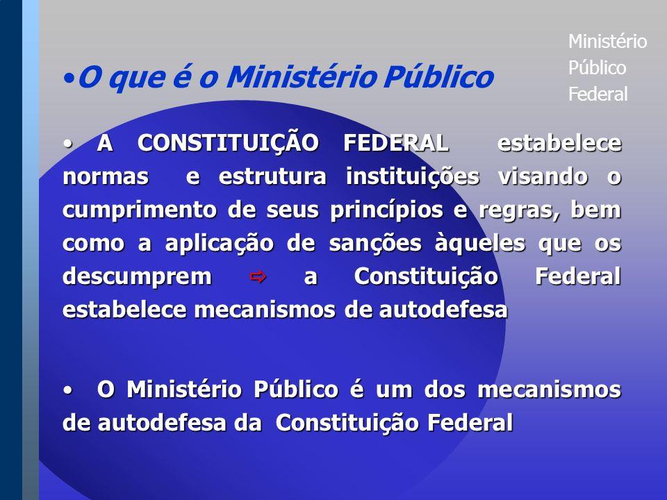 Ministério Público Federal MANDADO DE INJUNÇÃO (art.