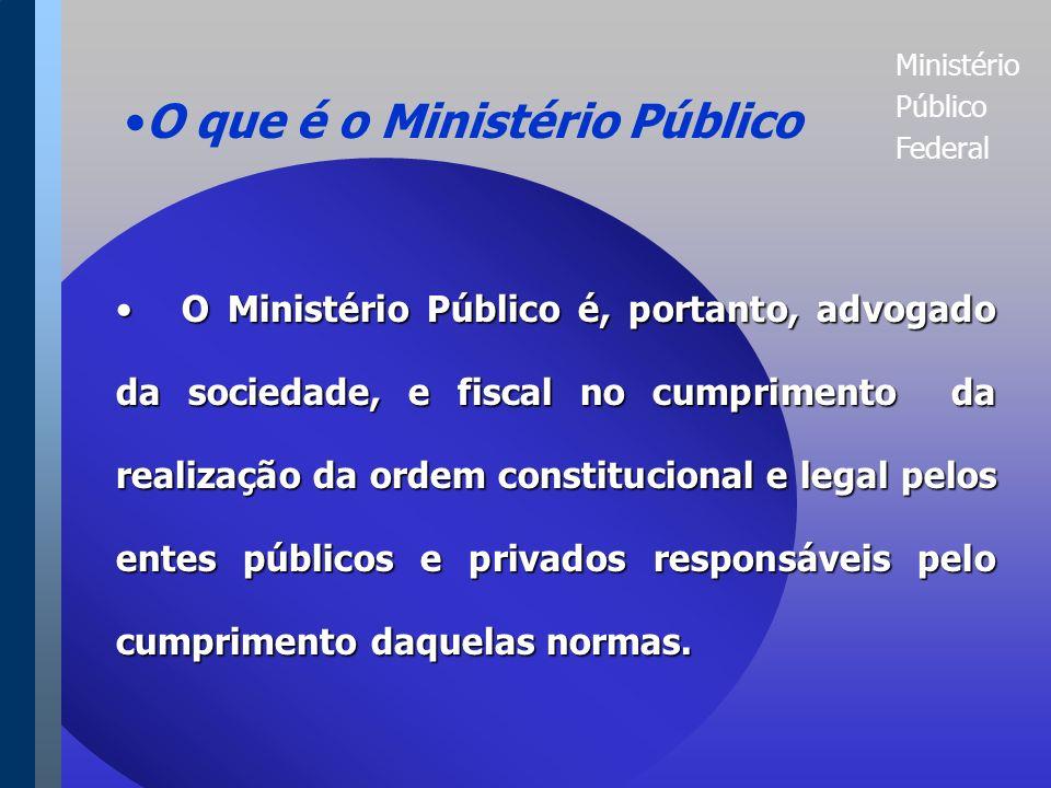 Ministério Público Federal AÇÃO CIVIL PÚBLICA (art.
