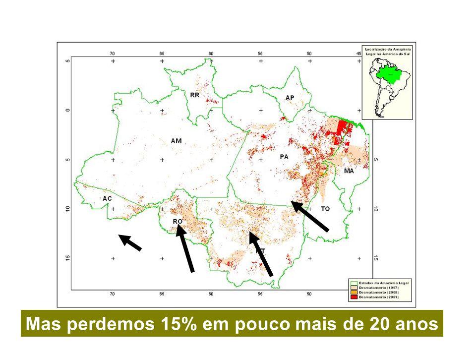 Reduzir o desmatamento.Ampliar e consolidar as áreas protegidas.