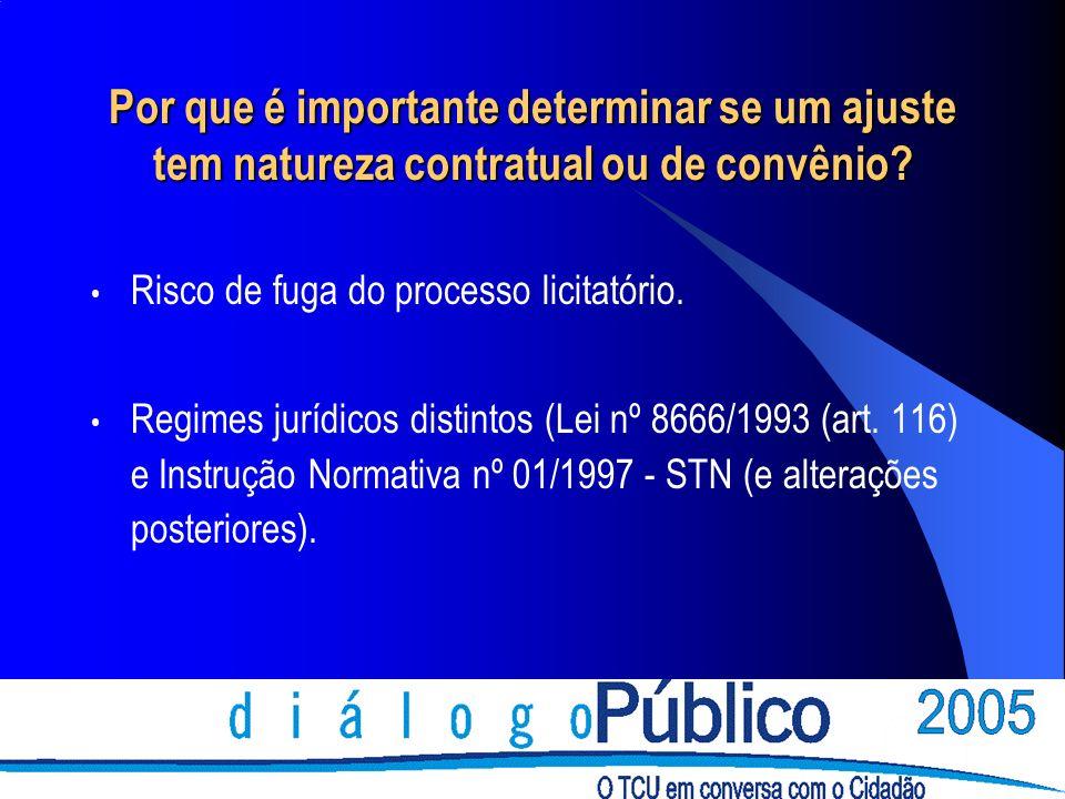 PRESTAÇÃO DE CONTAS Fase mais tranqüila; Fase mais tranqüila; TCU (CF; Lei nº 8443/1992; Lei nº 8666/1993; IN 01/1997; dentre outros); TCU (CF; Lei nº 8443/1992; Lei nº 8666/1993; IN 01/1997; dentre outros); Decisão Normativa nº 57/2004 - TCU (regulamentação da responsabilização de Estados e Municípios).