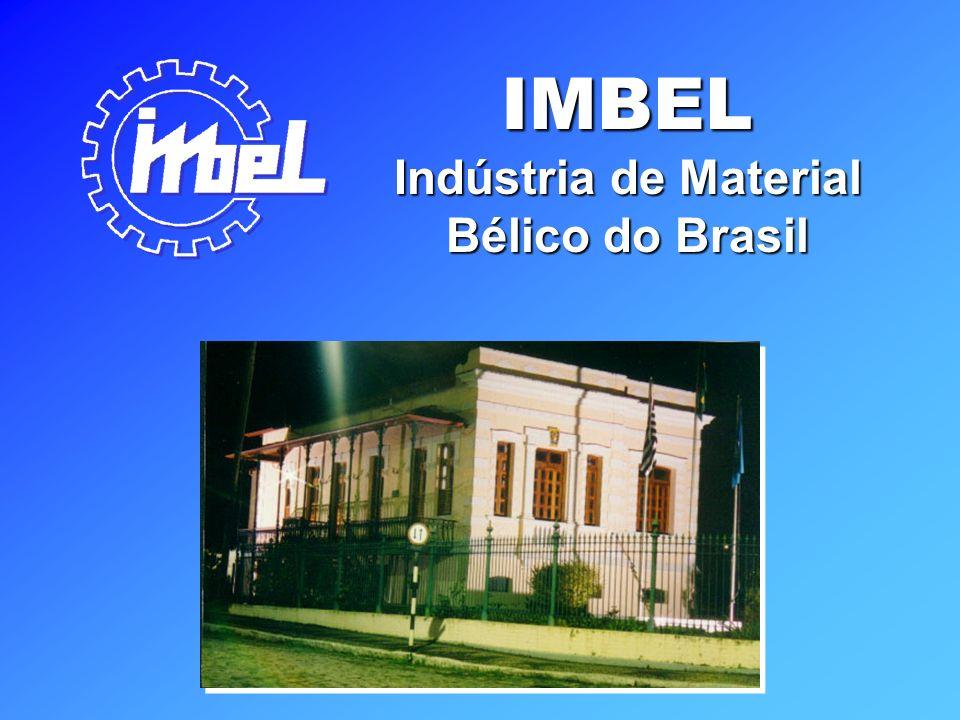 IMBEL Indústria de Material Bélico do Brasil