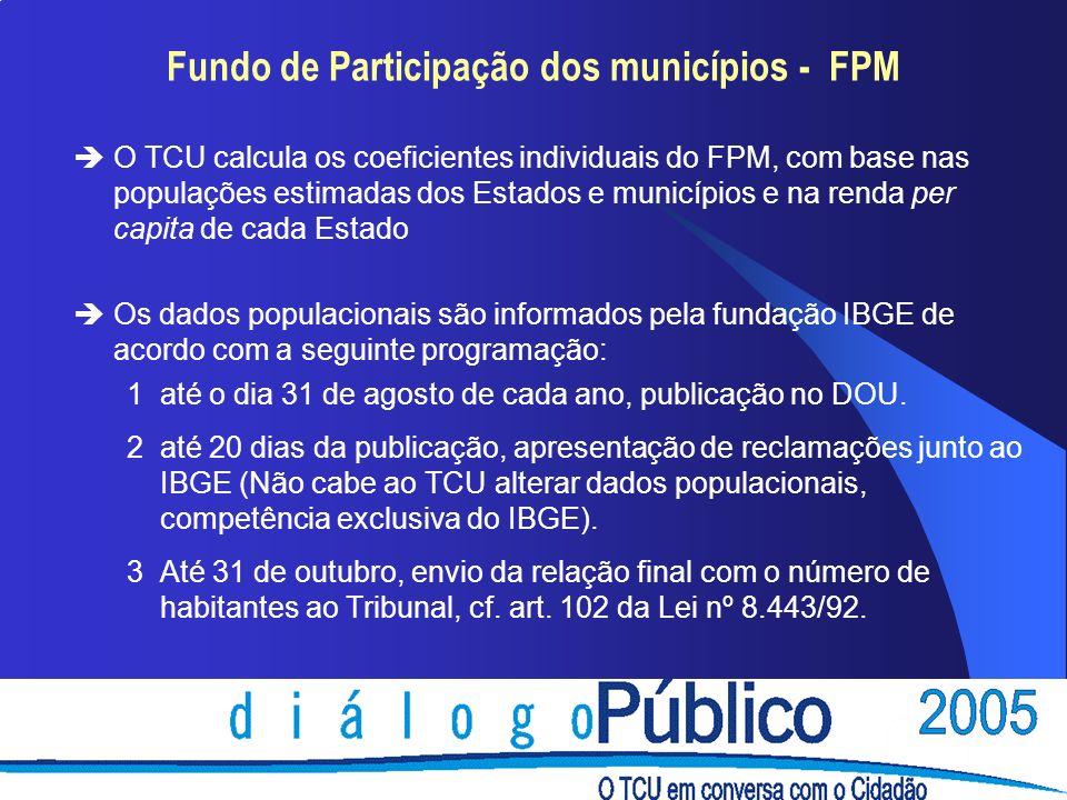 Acompanhamento e Controle Social do FUNDEF Em cada ente federativo deve ser constituído um Conselho de Acompanhamento e Controle Social, com a atribuição de acompanhar e controlar a repartição, transferência e aplicação dos recursos do FUNDEF, assim como supervisionar o censo escolar (art.