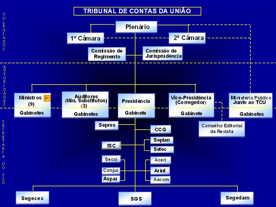 Projeto Certificação da Gestão Pública O novo Processo de Contas do TCU