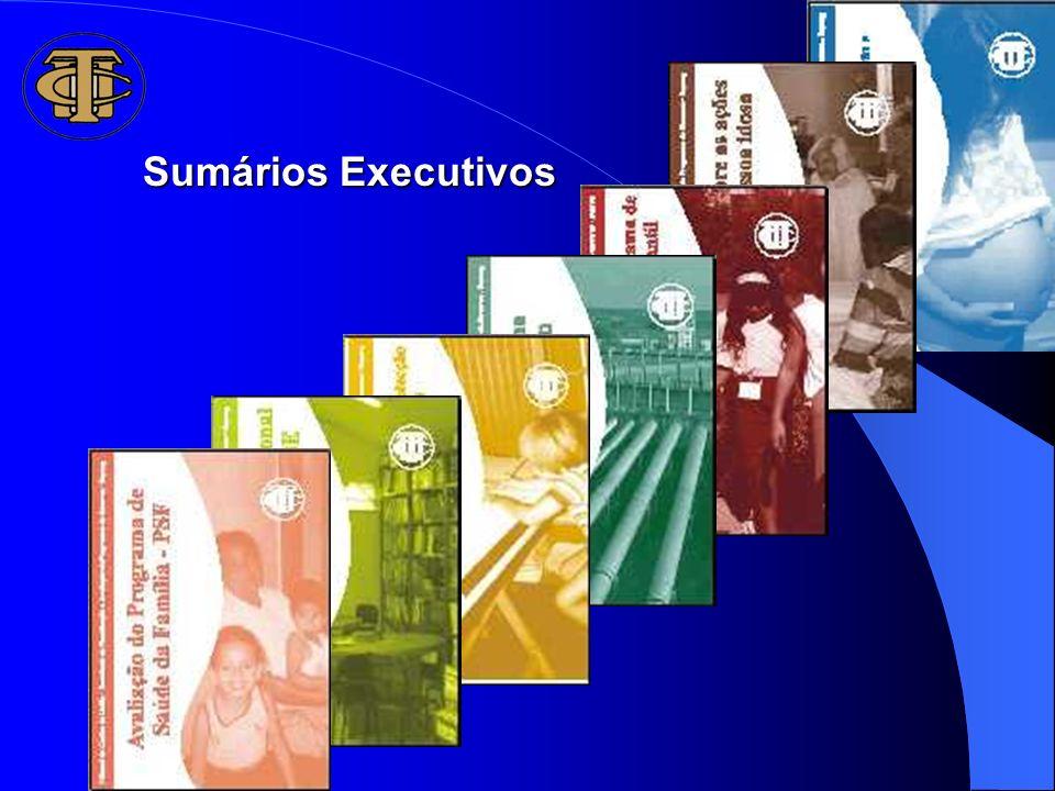 Sumários Executivos