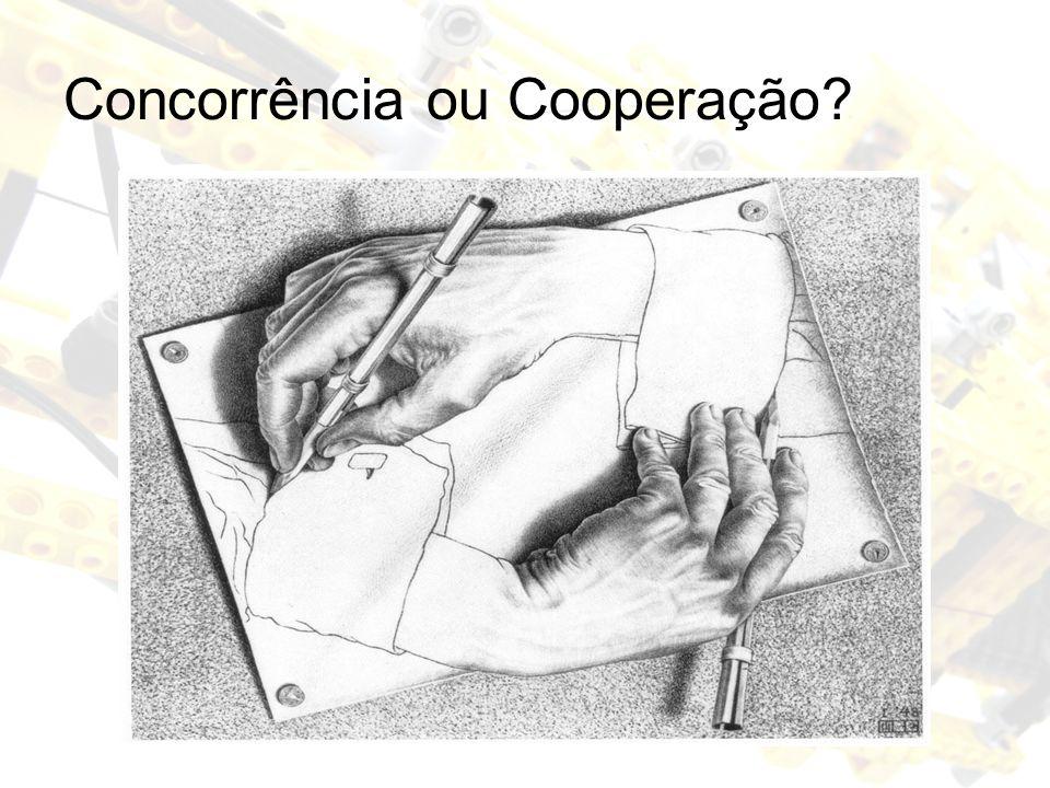 Concorrência ou Cooperação?