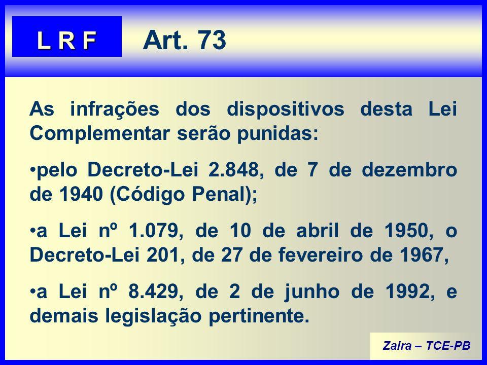 Zaira – TCE-PB L R F Art.
