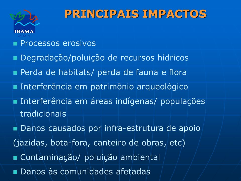 Licença Prévia (aprovação da viabilidade e localização) Licença de Instalação (autorização de obras) Licença de Operação (autorização de funcionamento) LICENÇAS PARA NOVOS PROJETOS