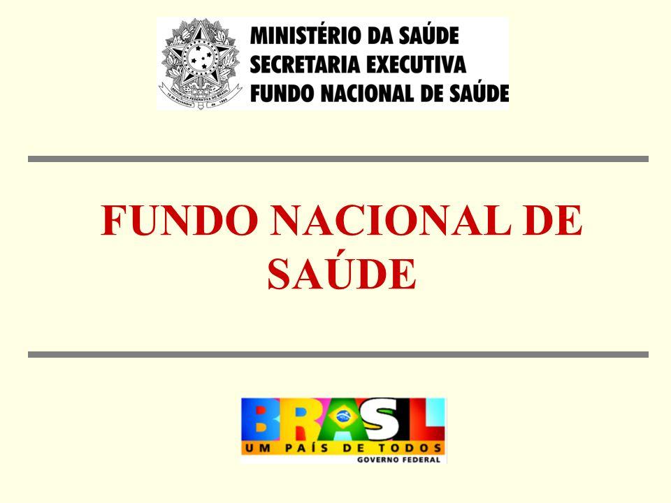 O Fundo Nacional de Saúde - FNS É o gestor financeiro, na esfera federal, dos recursos do Sistema Único de Saúde - SUS, foi criado em 24 de julho de 1969.
