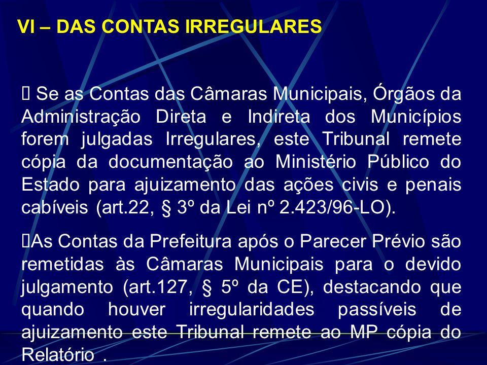VII – DIFICULDADES MAIS COMUNS PARA A OPERACIONALIZAÇÃO DAS AUDITORIAS 1.