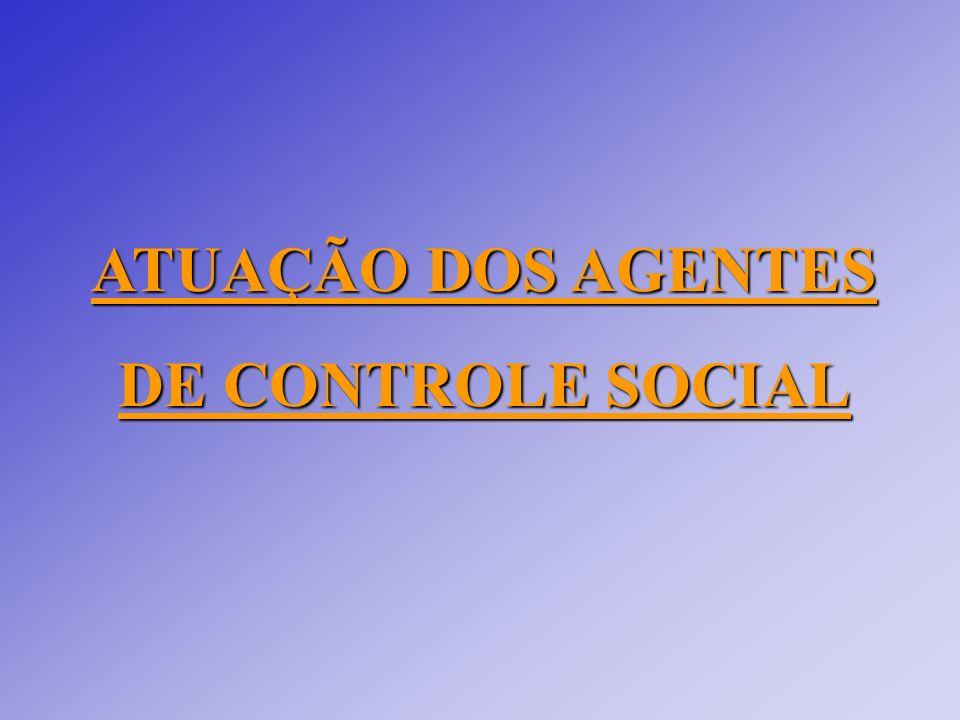 A discussão do Controle Social na Sociedade Brasileira, a partir da Constituição Federal, ganhou uma dimensão relevante porque com ela estamos discutindo a relação Estado e Sociedade.