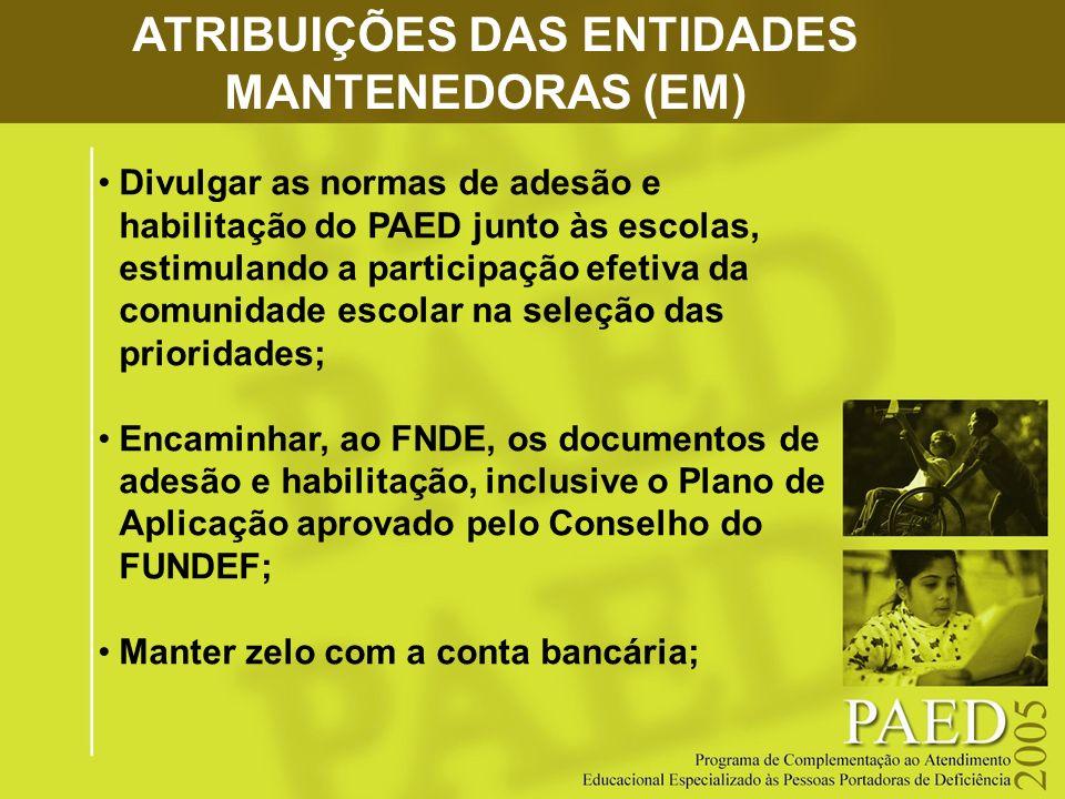 CONTATOS Fundo Nacional de Desenvolvimento da Educação (FNDE) SBS Quadra 2 Bloco F - Edifício Áurea CEP 70.070-929 BRASÍLIA – DF www.fnde.gov.br 0800 61 61 61 (61) 3212 4160, 4284, 4171 e 4603 Fax: 3212 4156/4211