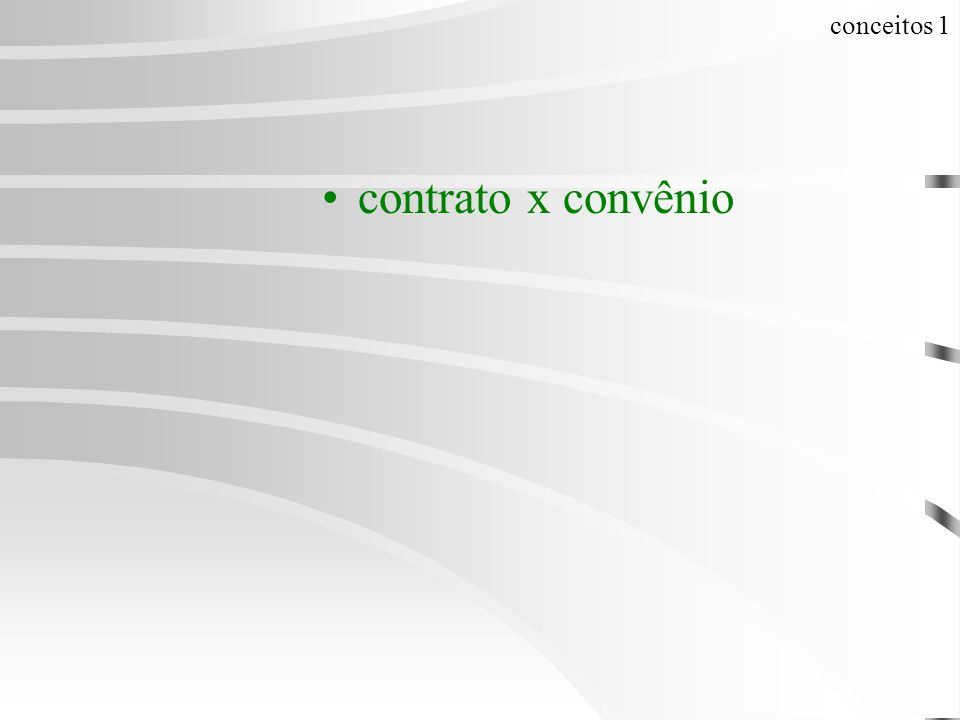 contrato x convênio conceitos 1