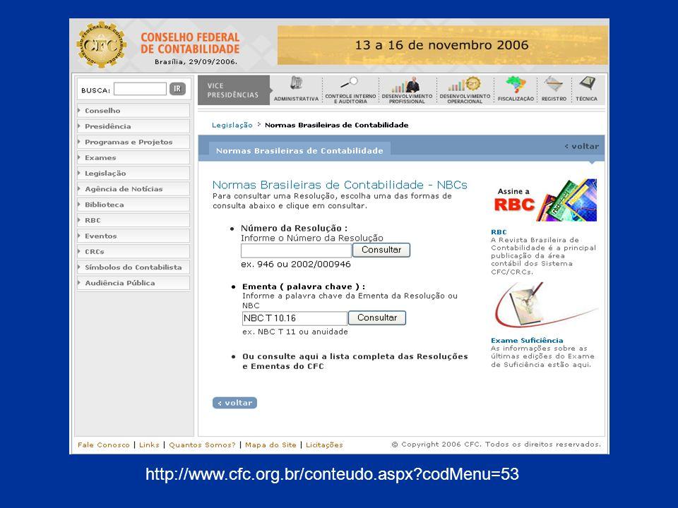 http://www.cfc.org.br/conteudo.aspx codMenu=53