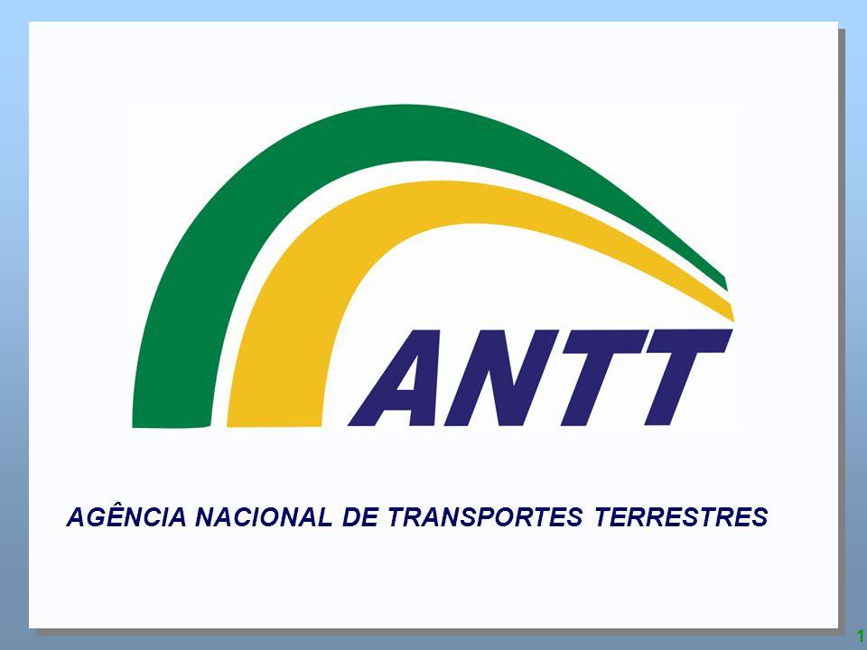 1 AGÊNCIA NACIONAL DE TRANSPORTES TERRESTRES