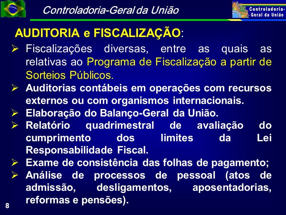Controladoria-Geral da União 19