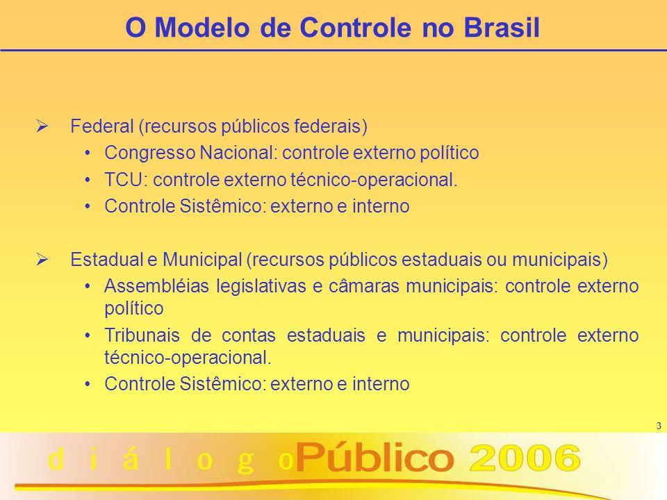 4 Assegurar a efetiva e regular gestão dos recursos públicos, em benefício da sociedade.