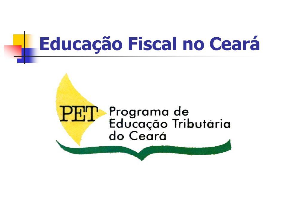 Educação Fiscal no Ceará