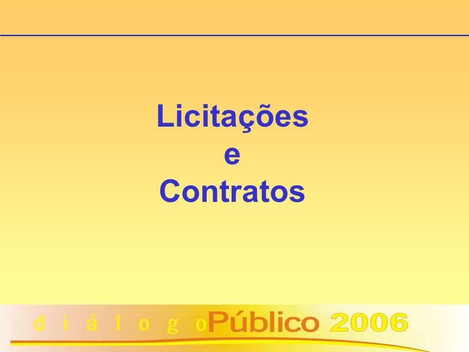 Dispensa (art.24 da Lei 8.666/93) Inexigibilidade (art.