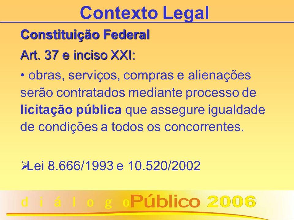 Entidades Privadas - convênios, acordos, ajustes ou outros instrumentos congêneres: Aplica-se a Lei nº 8.666/93, no que couber.