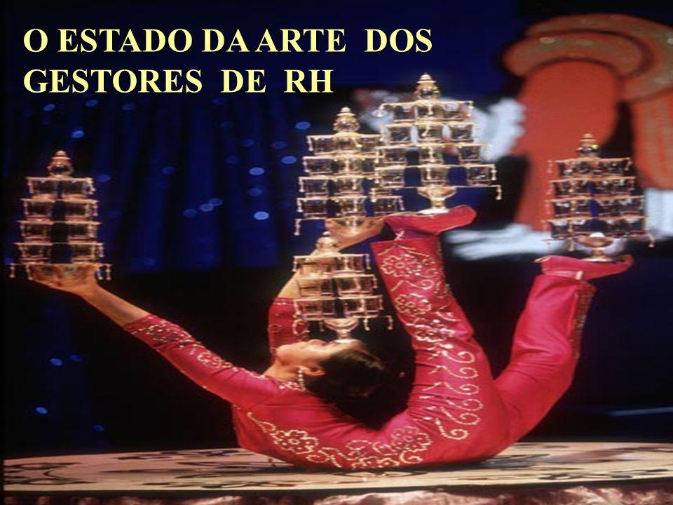 © MENTHORCONSULT – Todos os direitos reservados www.menthorconsult.com.br O ESTADO DA ARTE DOS GESTORES DE RH