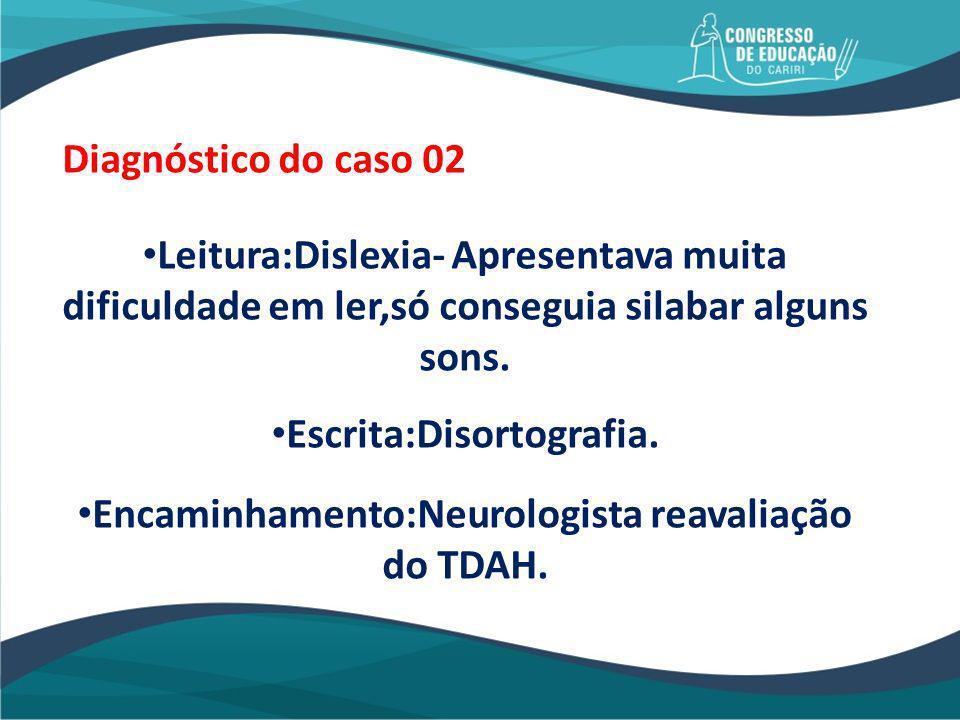 O que é o TDAH.