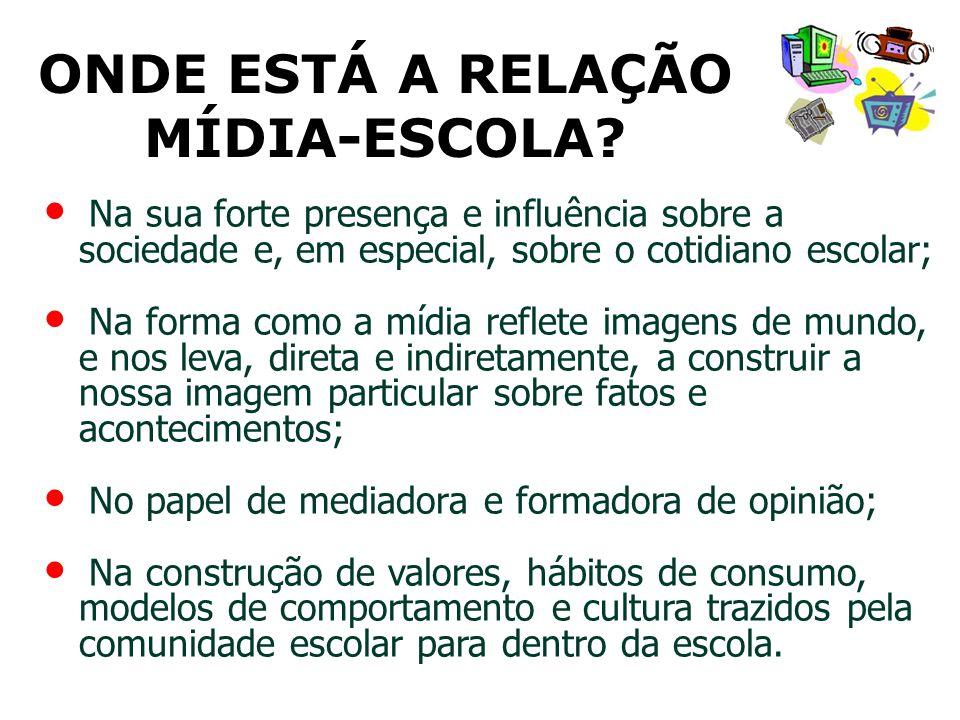 REFERÊNCIAS BIBLIOGRÁFICAS BACCEGA, M.A. Comunicação e linguagem.