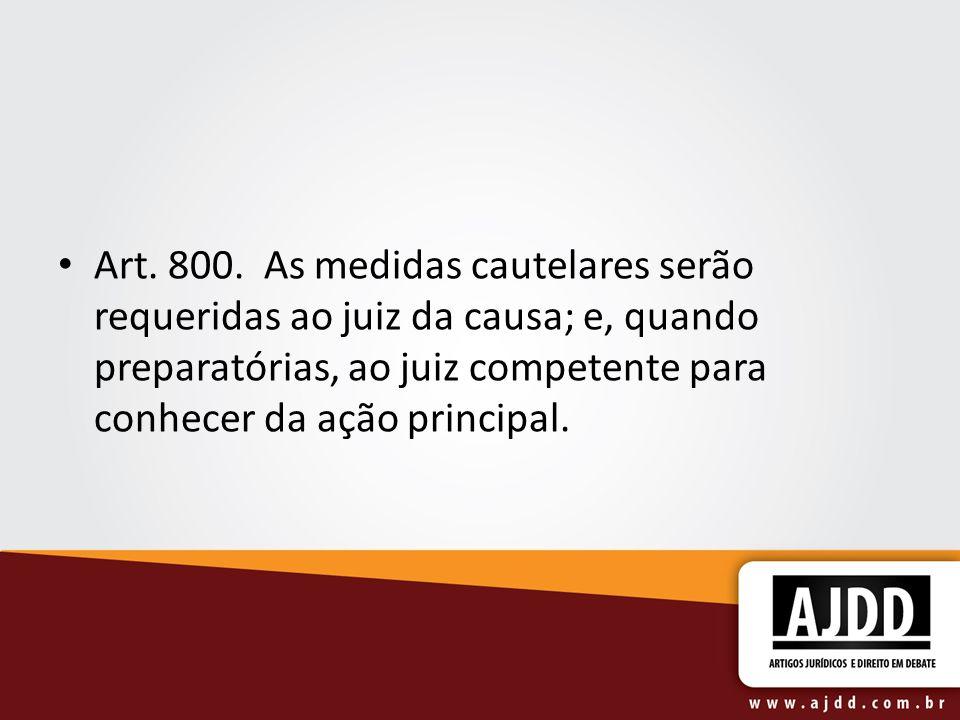 Art. 800.