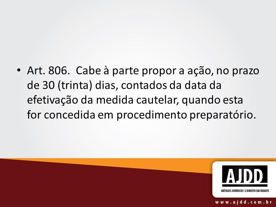 Art. 806.