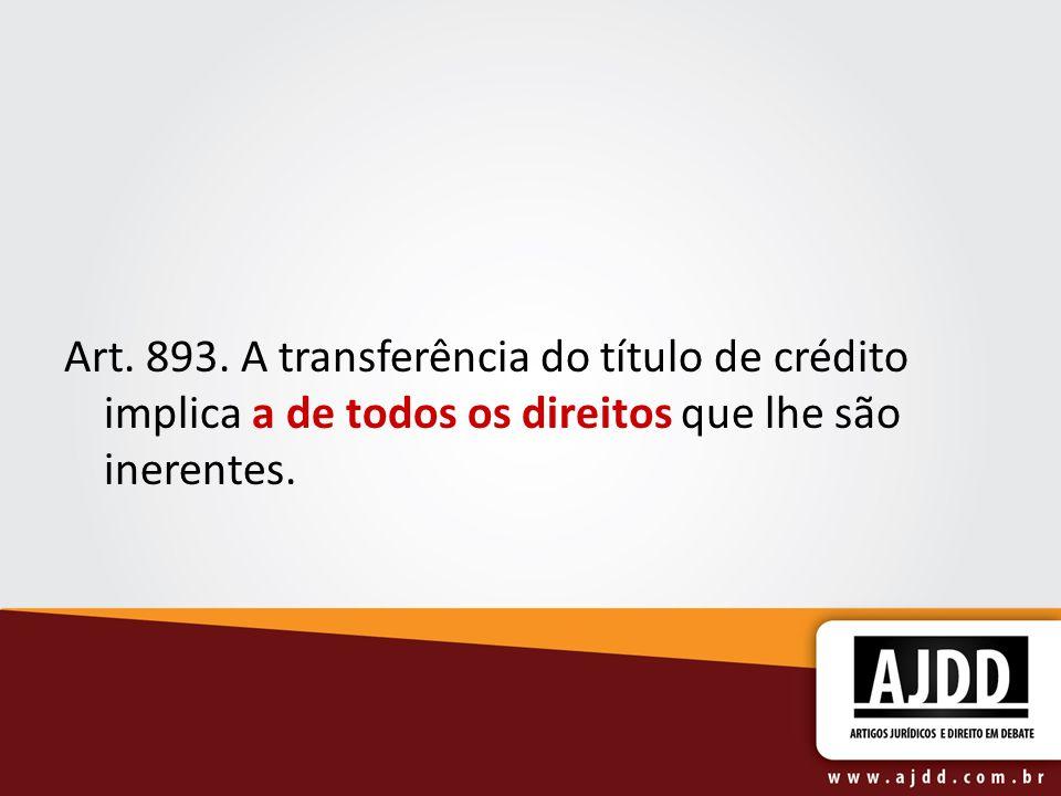 Art. 893.