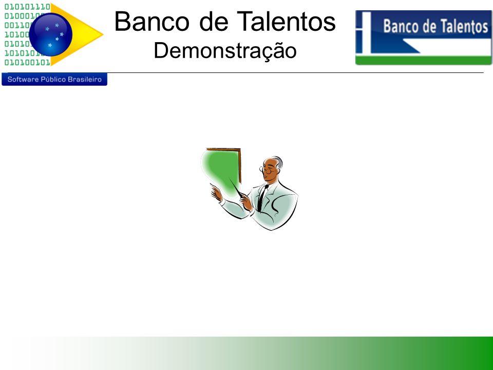 Banco de Talentos Demonstração