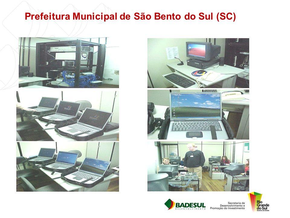Prefeitura Municipal de São Bento do Sul (SC)