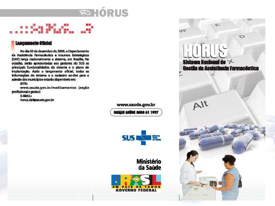 COMO IMPLANTAR 1ª FASE: Preencher o Cadastro de adesão - disponível no site www.saude.gov.br/medicamentos - seção profissional e gestor, a partir de 3 de dezembro de 2009.